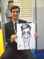 Uk Caricature Artists Olahan Rochdale Lancashire